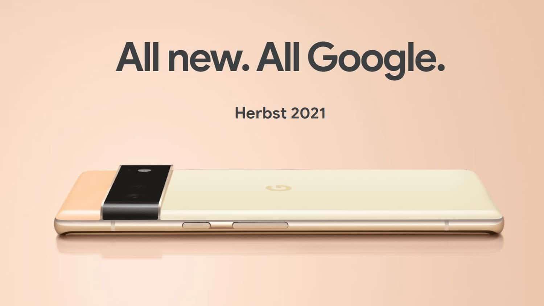 pixel 6 all new google