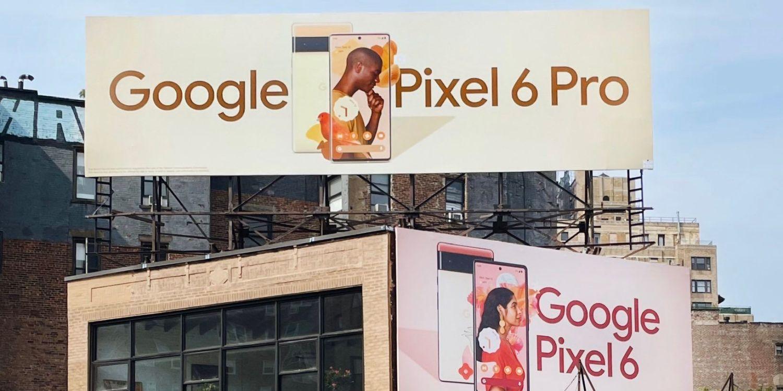 pixel 6 billboard
