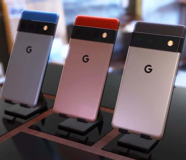 pixel 6 colors 2