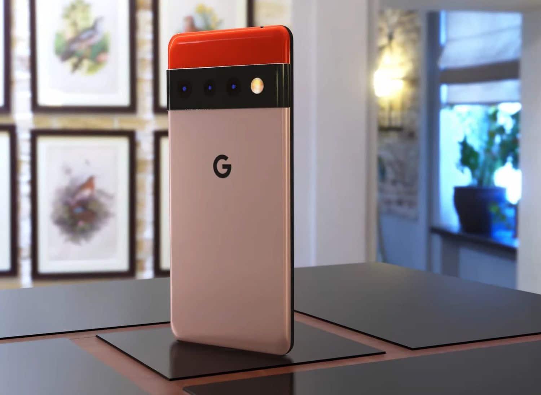 pixel 6 colors 3