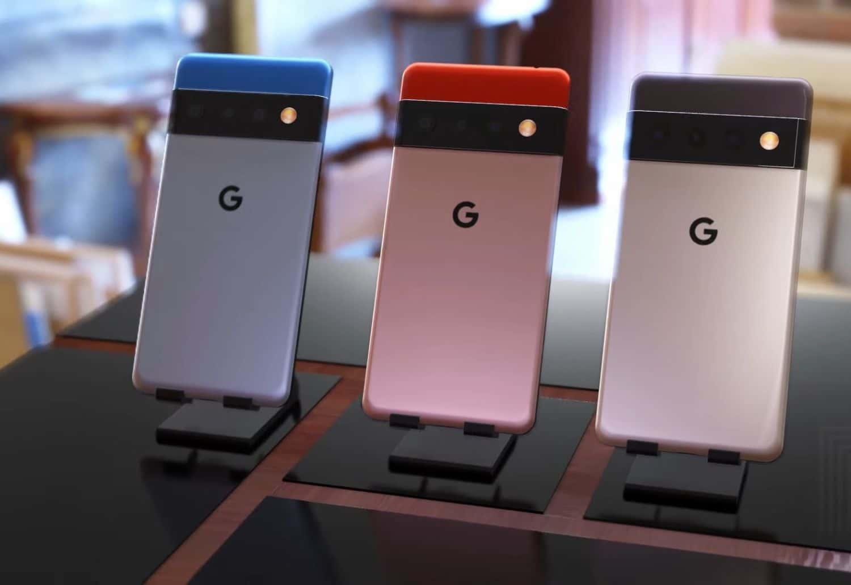 pixel 6 colors 5