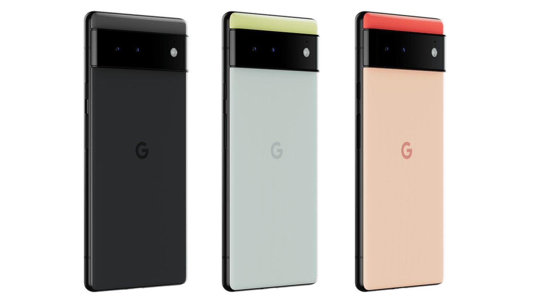 pixel 6 colors