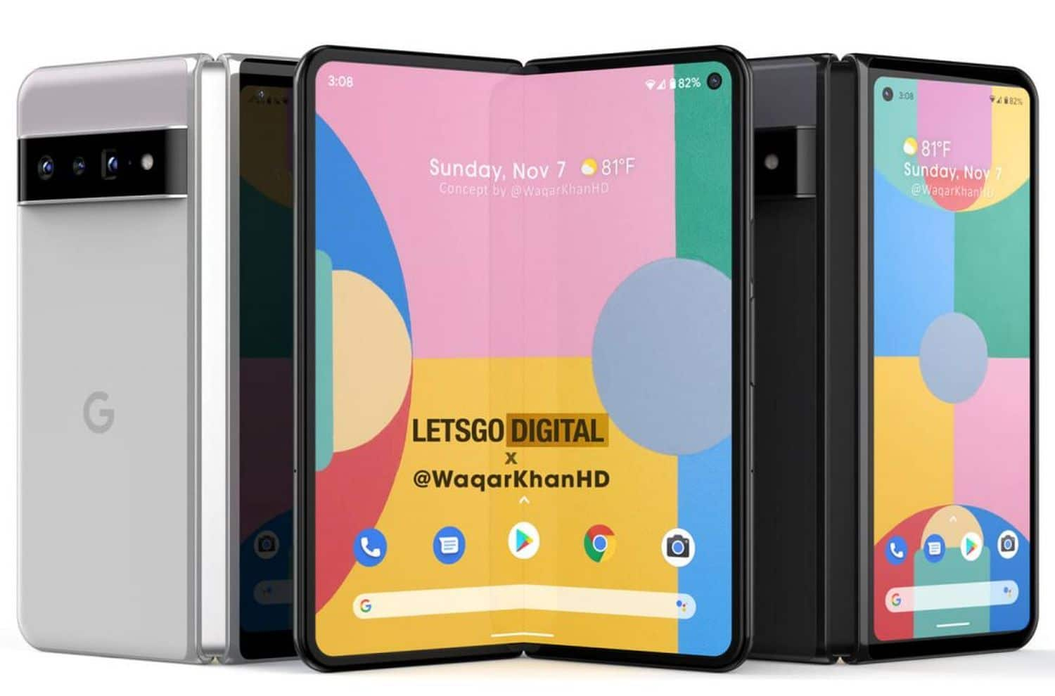 pixel 6 fold cover