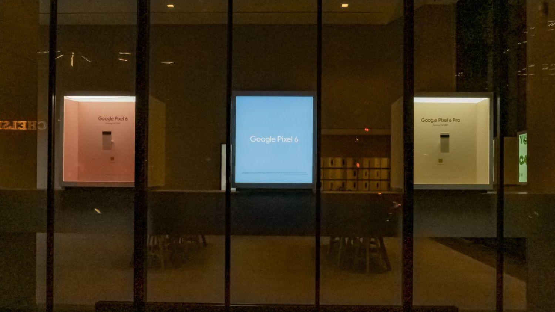 pixel 6 google store ny 1