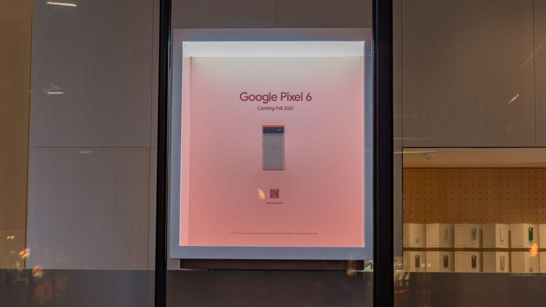 pixel 6 google store ny 2