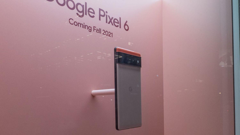 pixel 6 google store ny 3