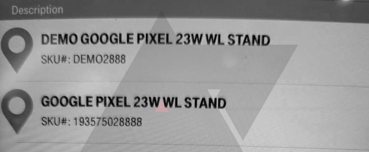pixel 6 pixel stand 23 watt