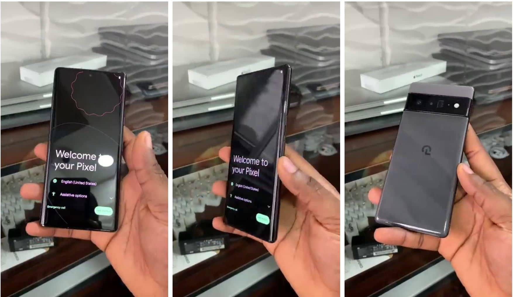 pixel 6 pro hands-on 1