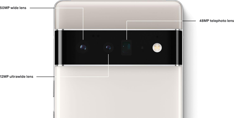 pixel 6 pro kamera