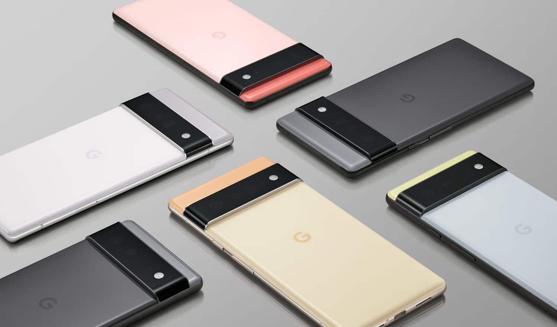 pixel 6 smartphones cover