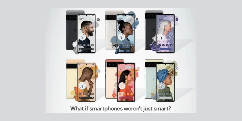 pixel 6 smartphones smart