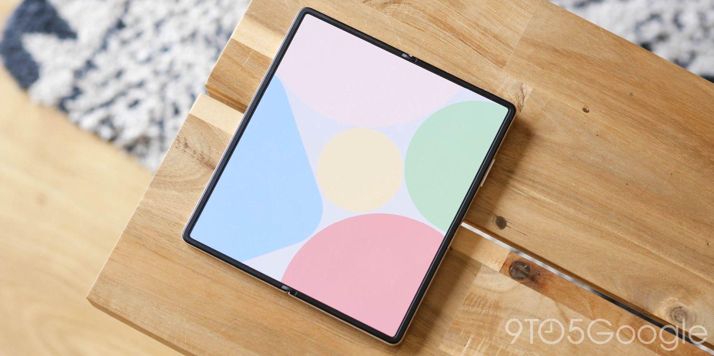 pixel foldable