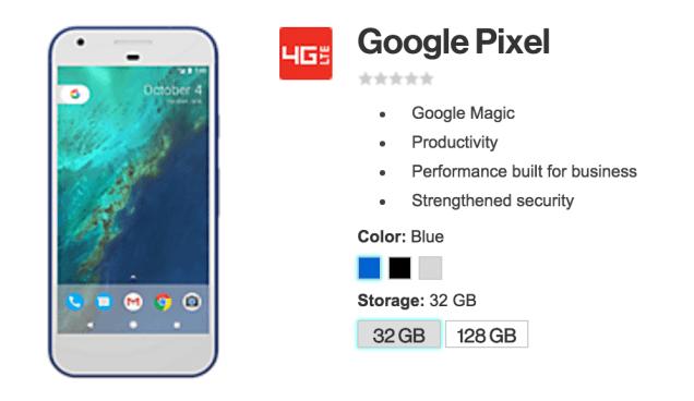 pixel-google-magic