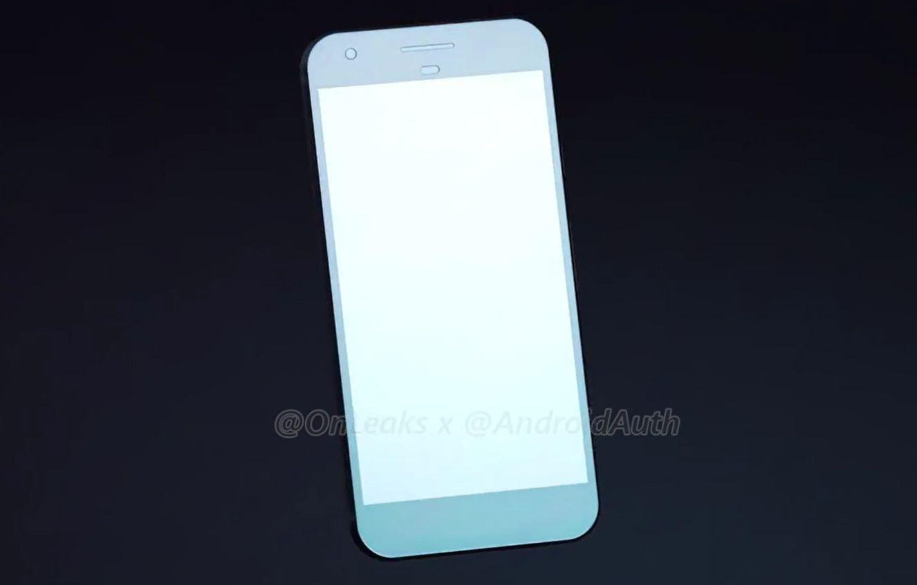 Nexus Pixel Sailfish