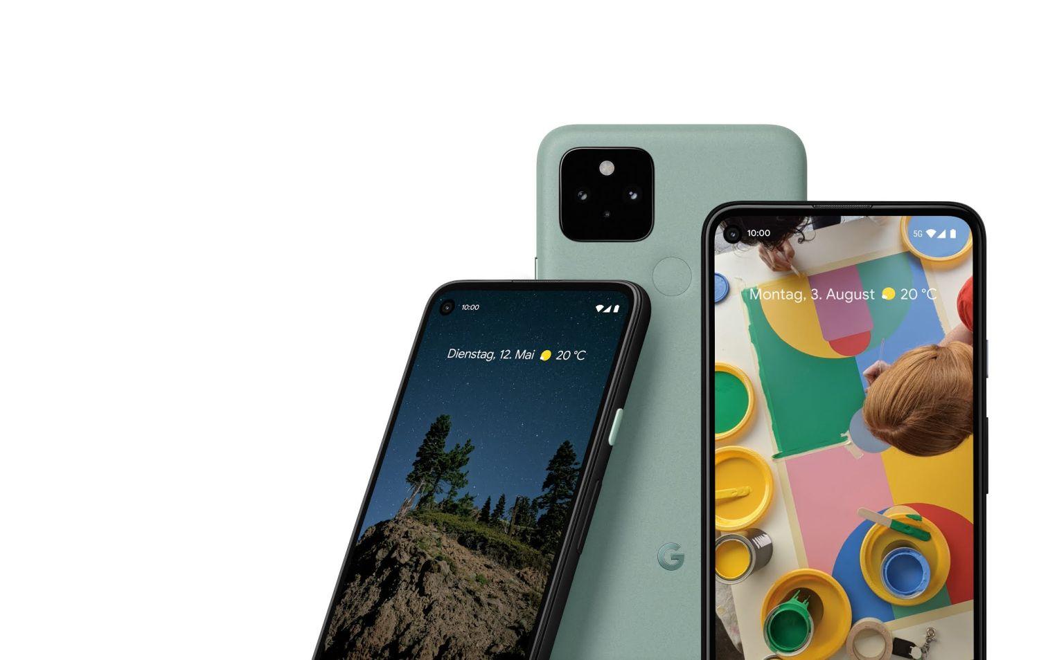 pixel smartphones 2020