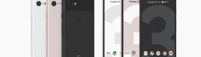 pixel smartphones