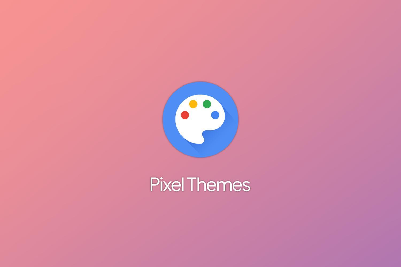 pixel themes app