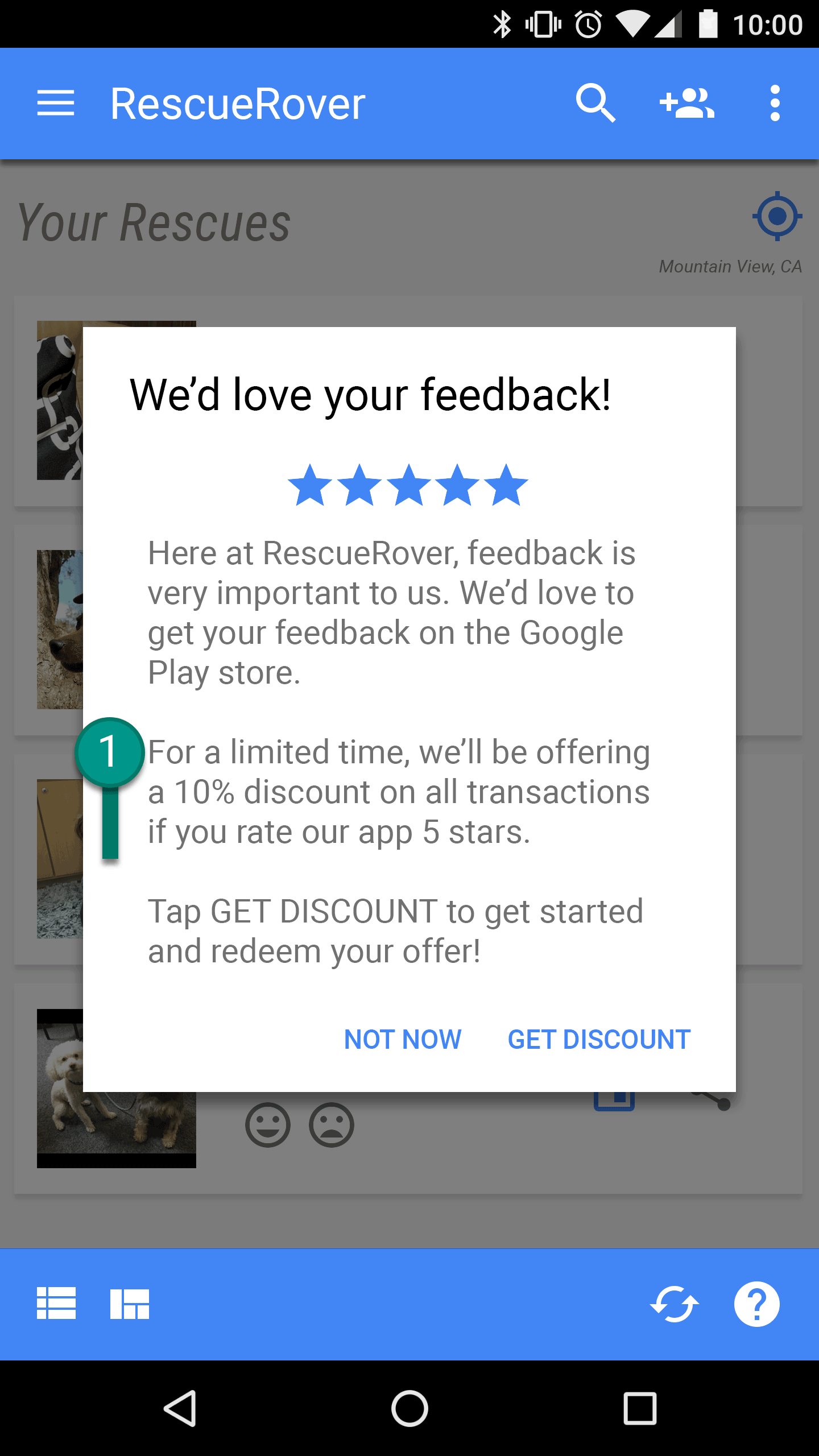 play-feedback