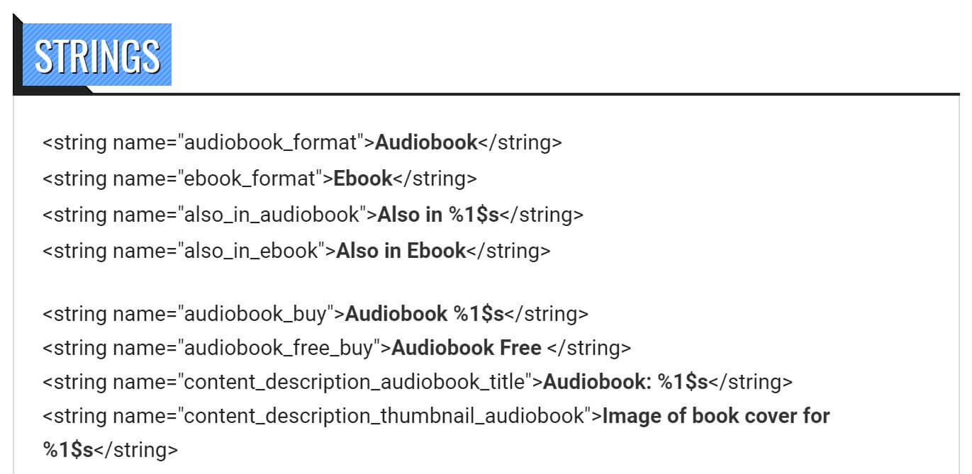 play store audibook