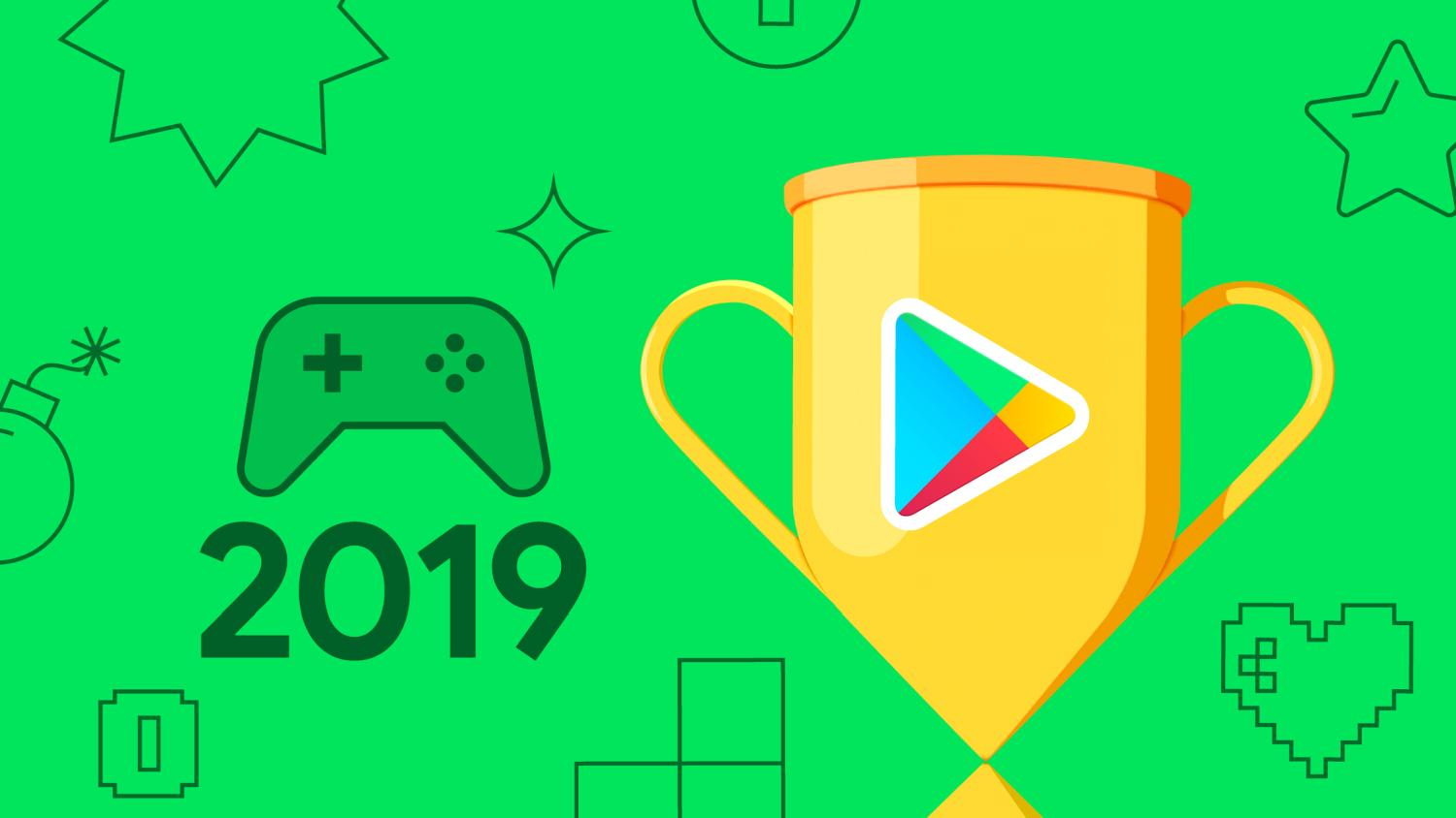 play store best of games 2019