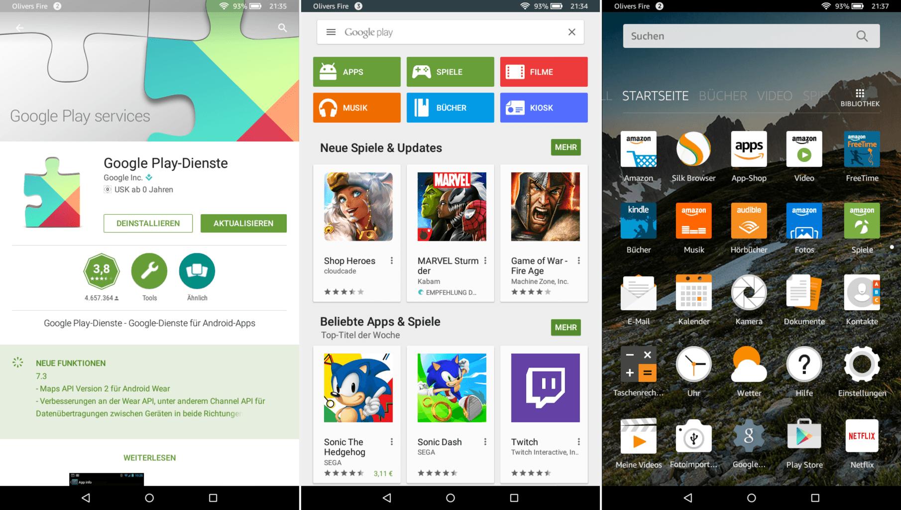 play store installieren kostenlos tablet