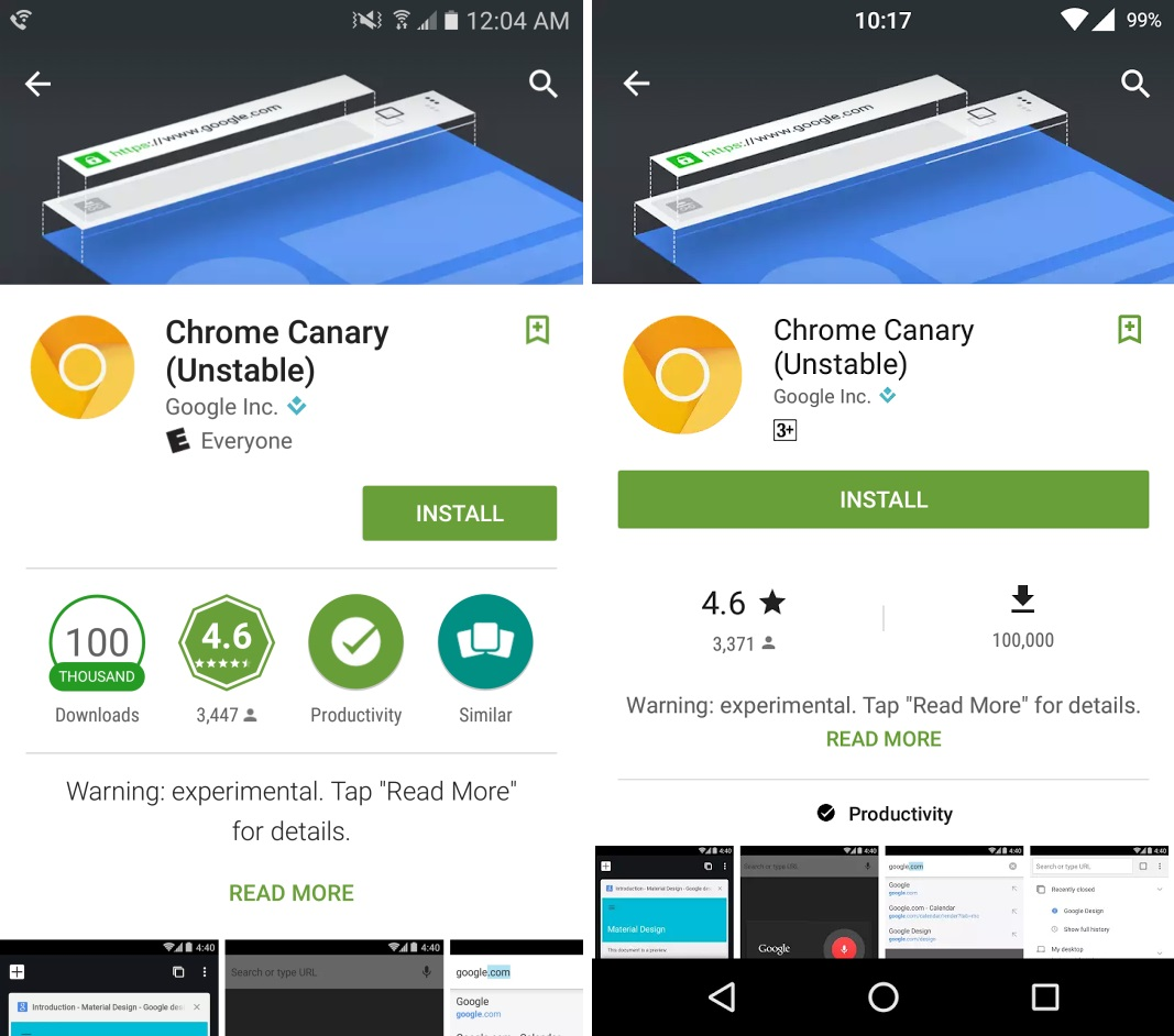 play-store-old-vs-new