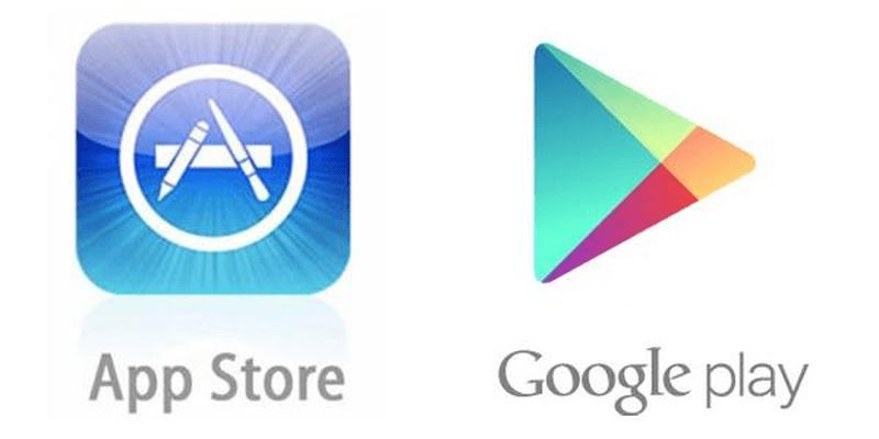 play vs app store