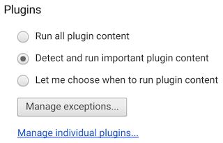 plugin content