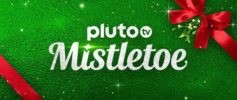 pluto tv mistletoe