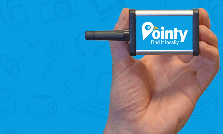 pointy logo