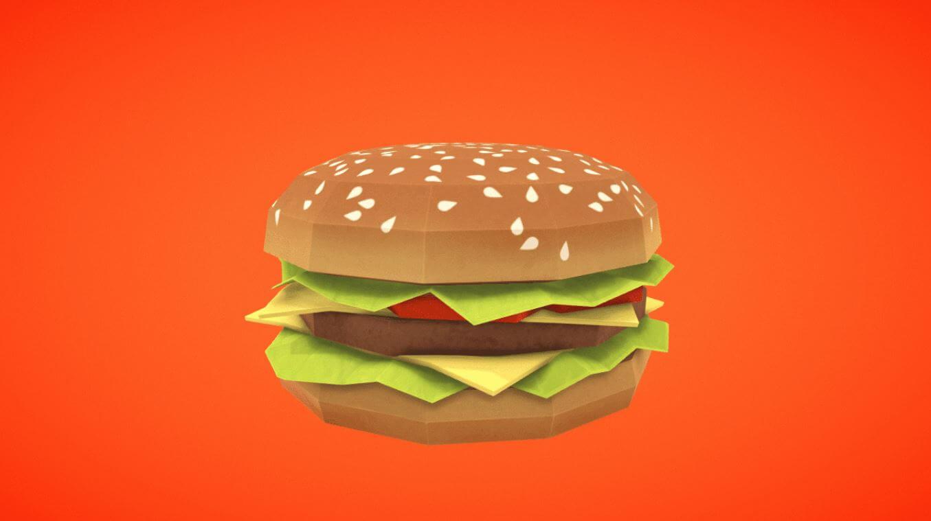 poly burger