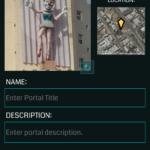 Ingress Portal einreichen