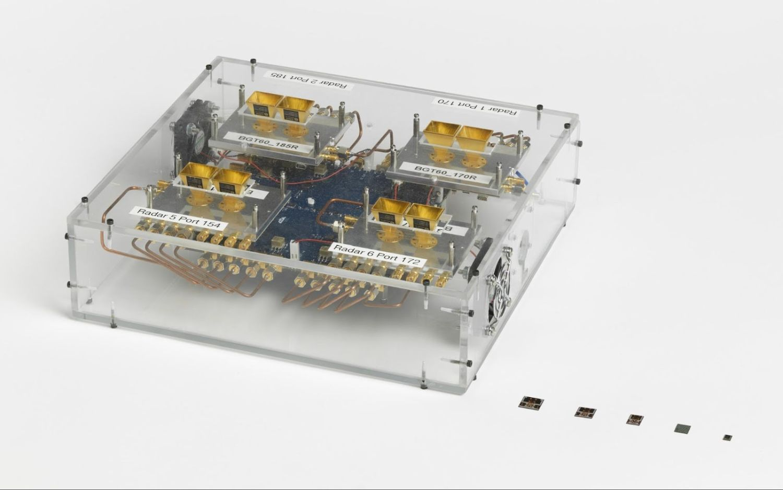 project soli radar chip