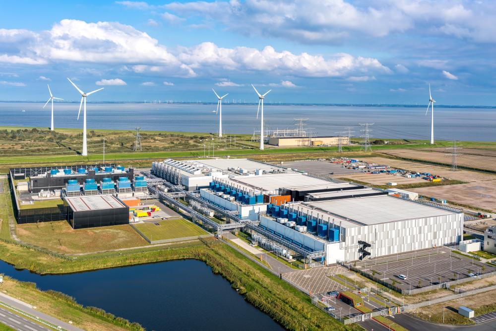 rechenzentrum niederlande