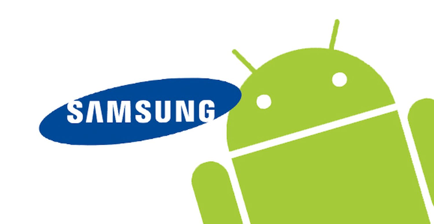 samsung android logo