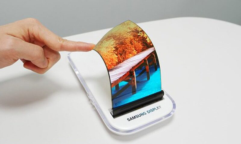 samsung display fold