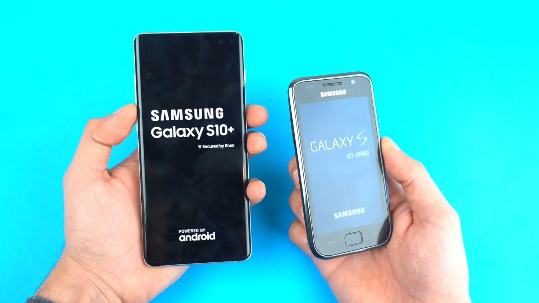 samsung galaxy s vs galaxy s10