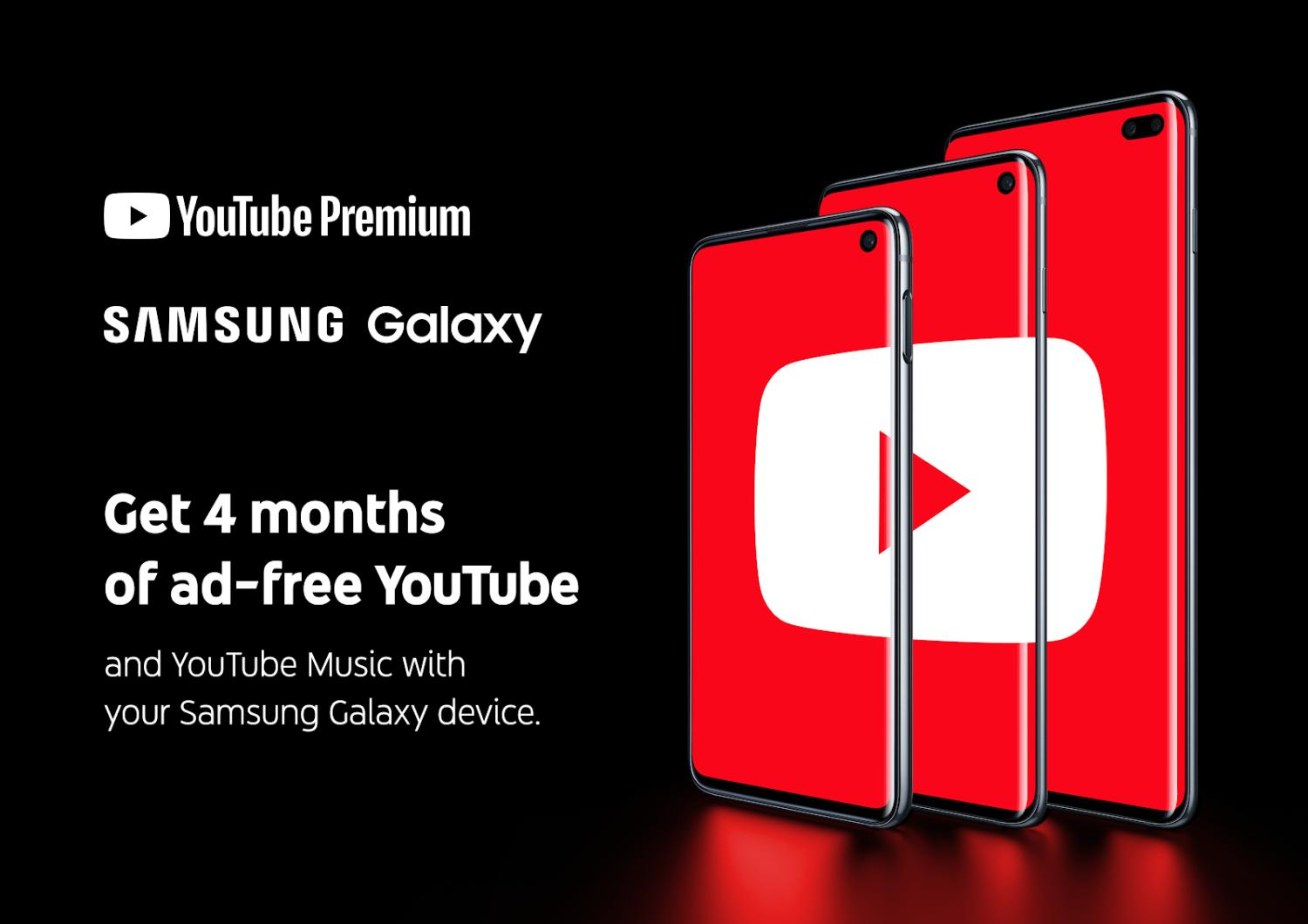 samsung galaxy youtube