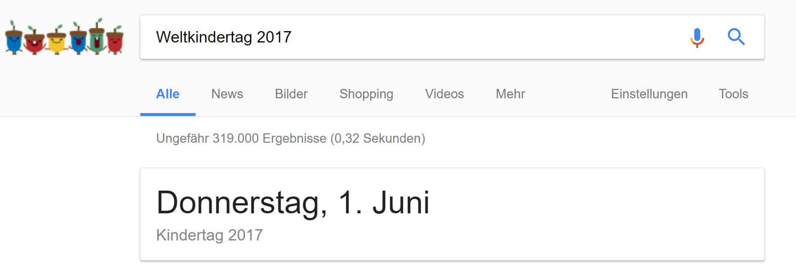 screenshot kindertag