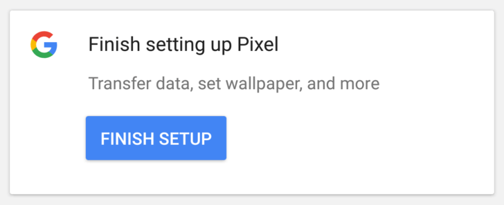 set up pixel