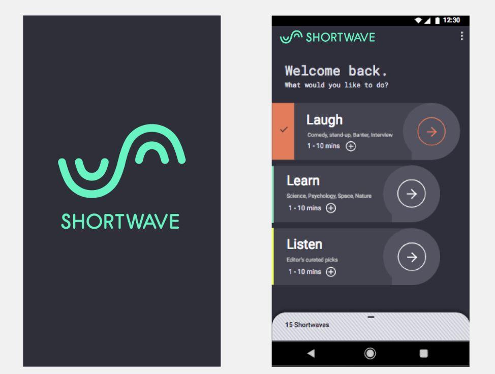 shortwave app
