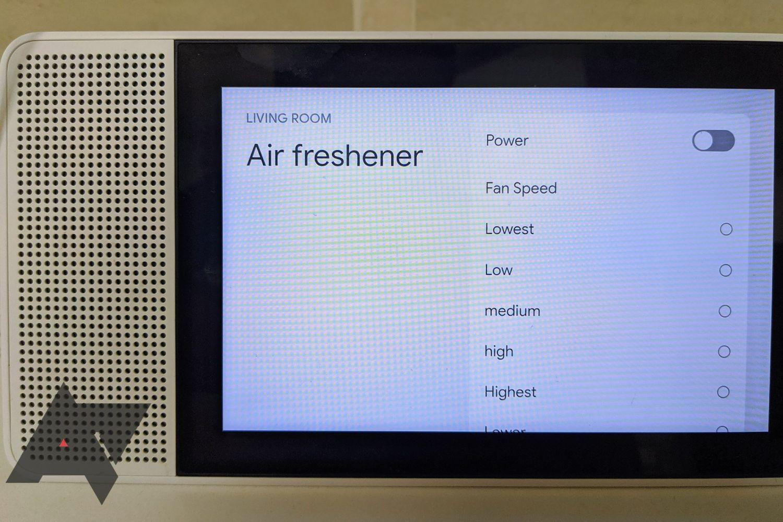 smart display klimaanlage