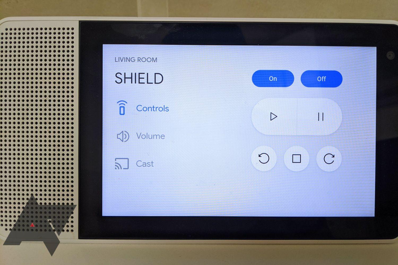 smart display nvidia shield android tv