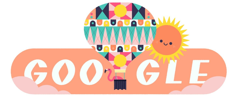 sommer 2020 google doodle