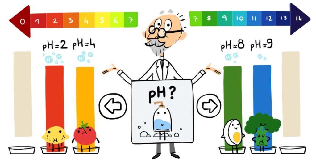 spl sorensen google doodle spiel