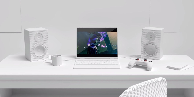 stadia controller laptop