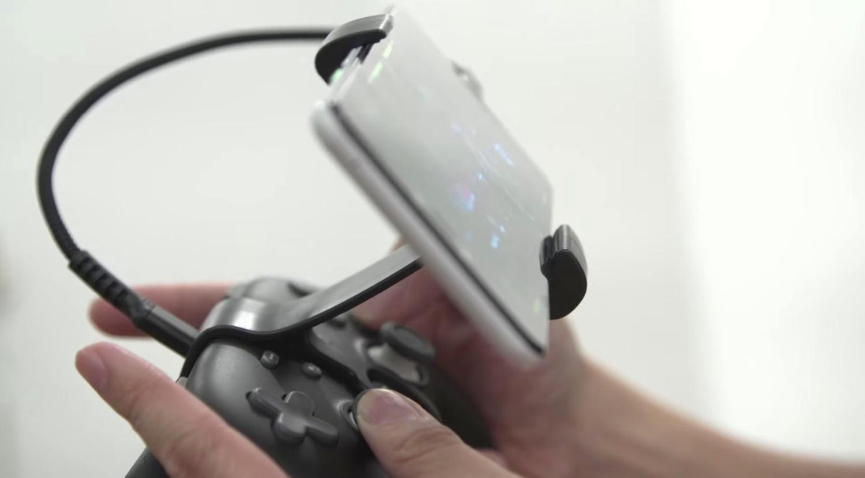 stadia controller smartphone 2