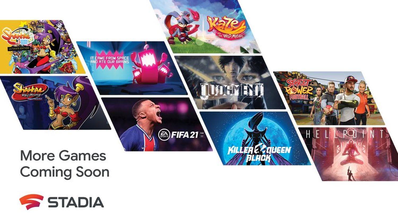 stadia new games februar 2021