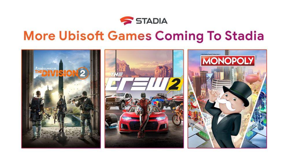 stadia new ubisoft games