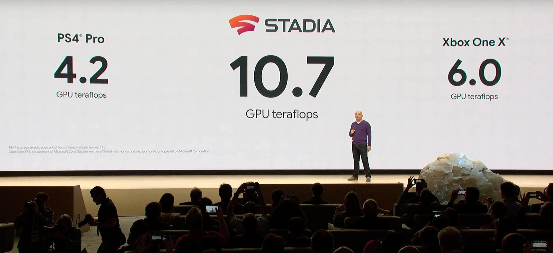 stadia playstation xbox